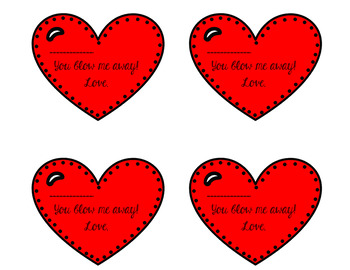 Valentine's Gift Tags