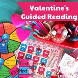 Valentine's Guided Reading Mini Unit