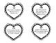 Valentine's History Timeline Cupid's Arrow Craftivity