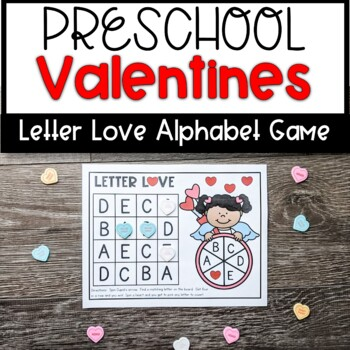 Valentine Letter Teaching Resources  Teachers Pay Teachers