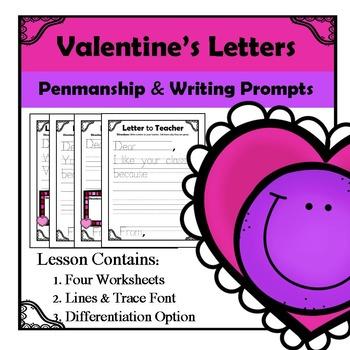 Valentine's Writing Prompts