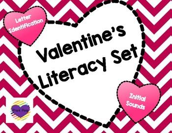 Valentine's Literacy