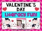 Valentine's Literacy Activities