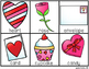 Valentine's Literacy Stations {10 Stations in Color and Bl