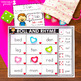 Valentine's Literacy and Math Activities | Great for Morning Tubs!
