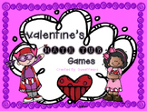 Valentine's MATH TUB Games