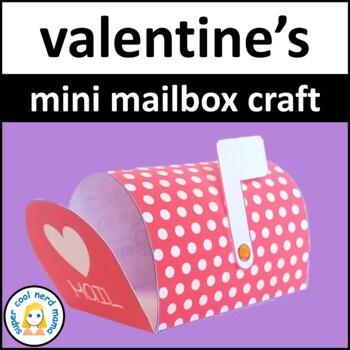 Valentine's Mailbox Craft