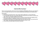 Valentine's Match-Up Game!