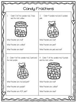 Valentine's Day Math