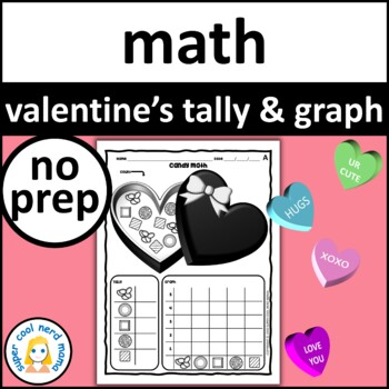 Valentine's Candy Math