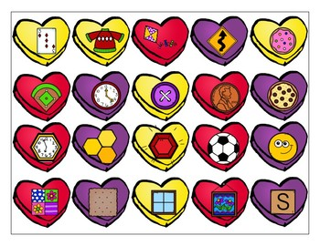 Valentine's Math Centers