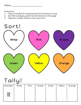 Valentine's Math, Literacy, and Party Pack