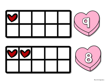 Valentine's Math: Making 10