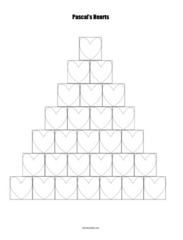 Valentine's Math: Pascal's Triangle of Hearts