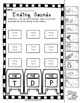 Valentine's Math and Literacy Pack (Black and White)