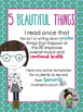 Kindness Mindfulness Exercises 5 Beautiful Things