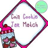 Counting Money Valentine's Day Math Activity