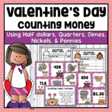 Valentine's Money Matching & Worksheet