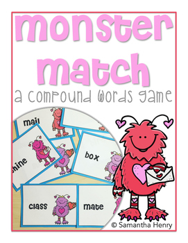 Valentine's Monster Match
