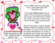 Valentine Monsters - A Fry Words Game - Includes the First