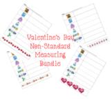 Valentine's Non-Standard Measurement Bundle