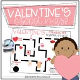 Valentine's Ozobot Maze