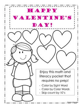 Valentine's Packet