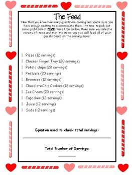 Valentine's Party Planner