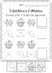 Valentine's Patterns Worksheets