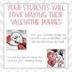 Valentine's Phonics Practice (Print and Go)