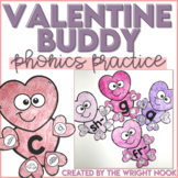 Phonics Craftivity for Valentine's Day