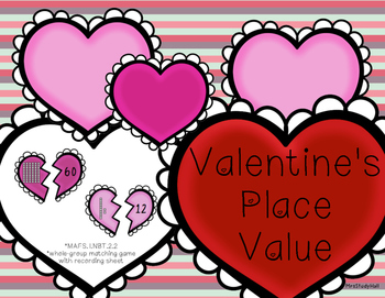 Valentine's Place Value