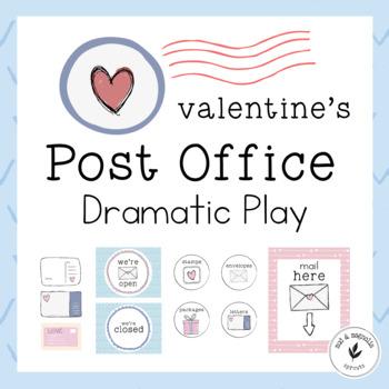 Valentine's Post Office