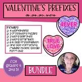 Valentine's Prefixes BUNDLE