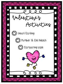 Valentine's Quick Math Activities