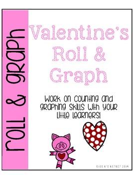 Valentine's Roll & Graph