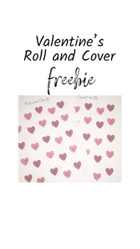 Valentine's Roll and Cover