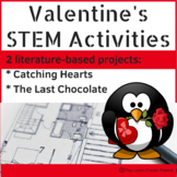 Valentine's Day STEM Activities With Student Booklet