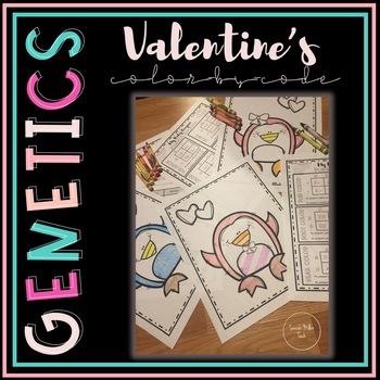 Valentine's Science Activity - Upper Grades