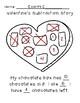 Valentine's Subtraction (Word Problem)