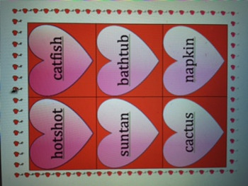 Valentine's Syllable Division VC/CV using Closed Syllables: Wilson and OG