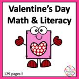 Valentine's Math & Literacy
