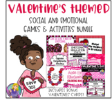 Valentine's Themed Social and Emotional Games and Activiti