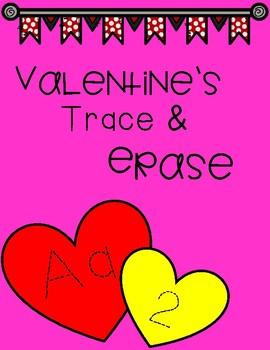 Valentine's Trace & Erase