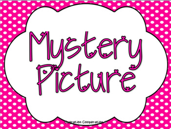 Valentine's Mystery Picture!
