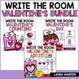 Valentine's Write the Room Bundle