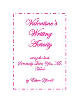 Valentine's Writing