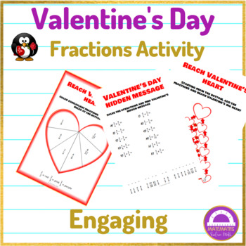 Distance Learning - Fractions activity