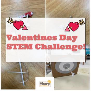 Valentine's day activity! STEM Challenge!
