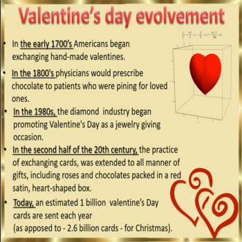 Valentine's day – love it or dread it? ESL adults  culture, conversation